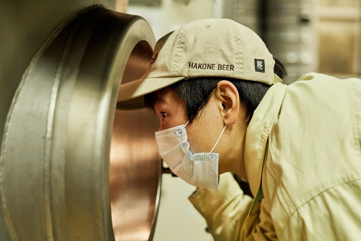 箱根ビール醸造2