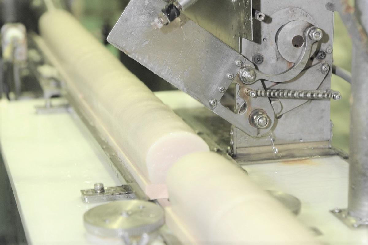 蒲鉾の工業化
