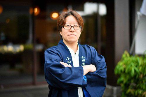 鈴廣の職人
