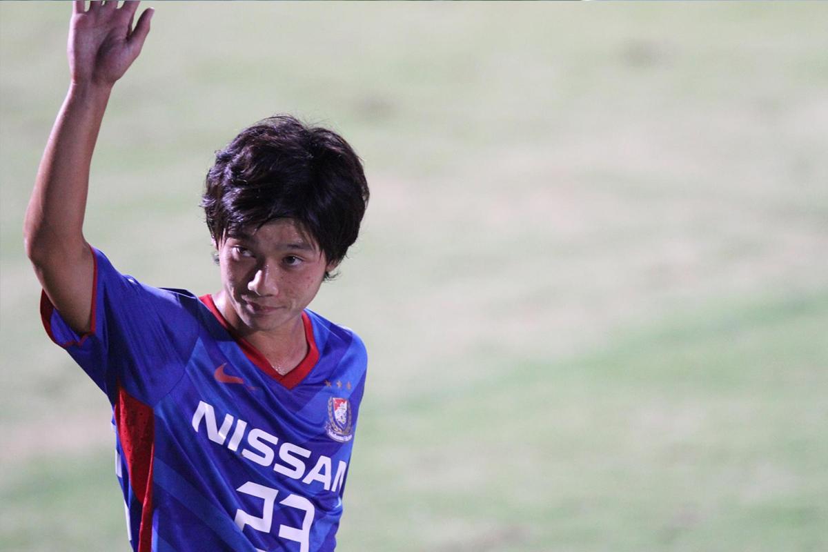 松本翔選手
