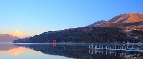 観光 スポット 箱根